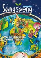 Magyar térképrajzok az UNESCO Sangsaeng folyóiratban