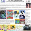 Poszter az ICA  térképrajz-versenyről a Földforgatagon...